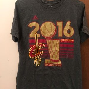 Limited Edition Cavs Championship T-shirt